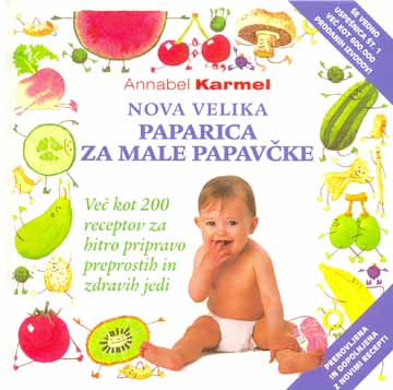 NOVA VELIKA PAPARICA ZA MALE PAPAVČKE
