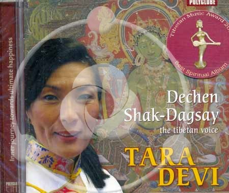 TARA DEVI - The Tibetan Voice (cd)