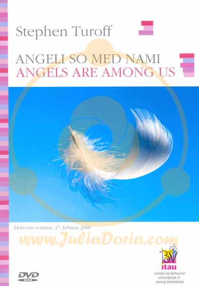 ANGELI SO MED NAMI - ANGELS ARE AMONG US (DVD)