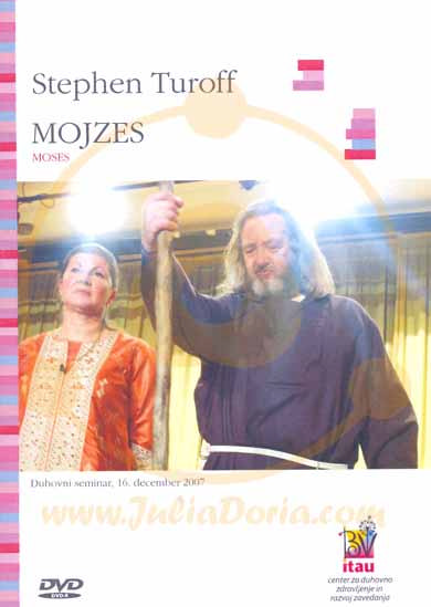 MOJZES (DVD)