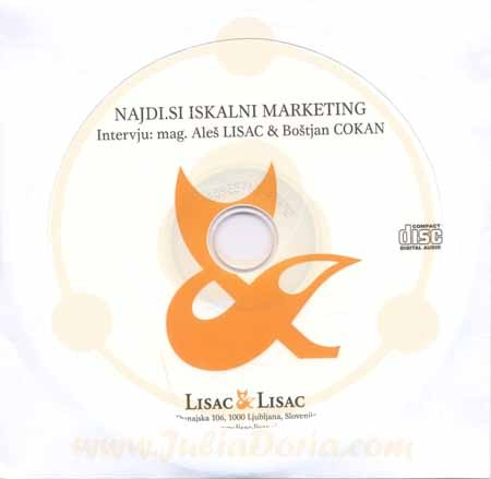 NAJDI.SI Iskalni marketing (CD)