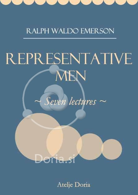 Representative Men -  Seven Lectures (e-knjiga, ebook - pdf)