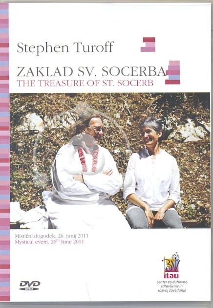 ZAKLAD SV. SOCERBA - THE TREASURE OF ST. SOCERB (dvd)