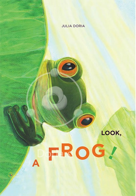 LOOK, A FROG!