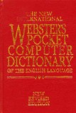 WEBSTER'S POCKET COMPUTER DICTIONARY